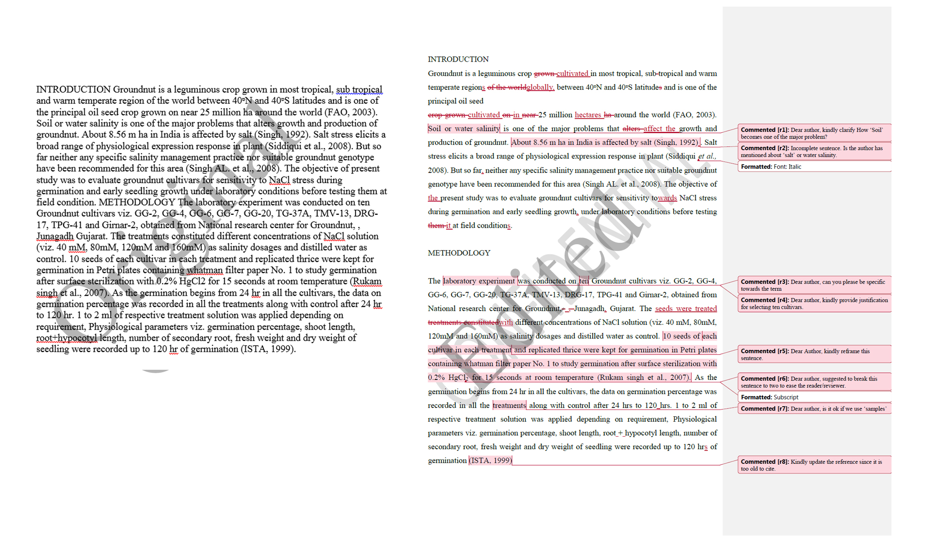 Dissertation proofreading services price